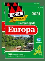 ACSI Campinggids Europa