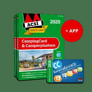 ACSI CampingCard & Camperplaatsen